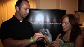 From The Floor of CES 2013: Gunnar Optiks Gaming Eyewear Tech
