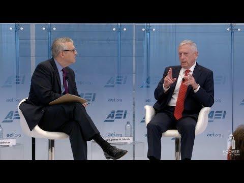 Defending the Nation With Secretary of Defense James Mattis