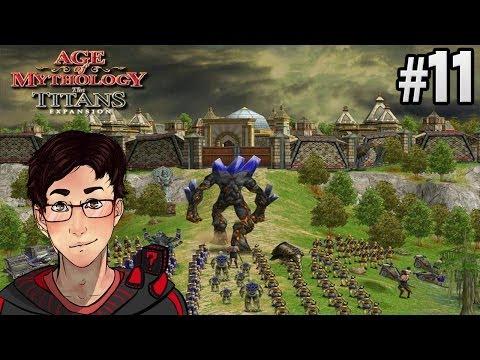 Age of Mythology Titan Campaign: Atlantis Betrayed! (Ep 11)
