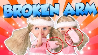 Barbie - Have the Twins Broken Their Arm?   Ep.106