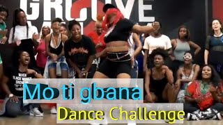 Olamide: Motigbana(Official challenge video) Best dance compilation