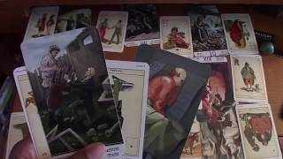Tarot Sibilla Reading - Manafort & Cohen Update end of July 2018