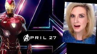 Avengers Infinity War April 27th NEW RELEASE DATE