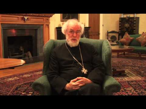 A message from the Archbishop of Canterbury on the Anglican Communion Covenant