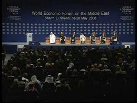 Middle East 2008 - The Future of the Middle East