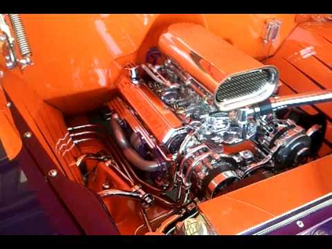 1956 Chevy Pickup . Orange and Purple. video-2011-10-29-11-20-07.mp4