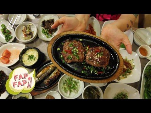 A Bajillion Korean Side Dishes video