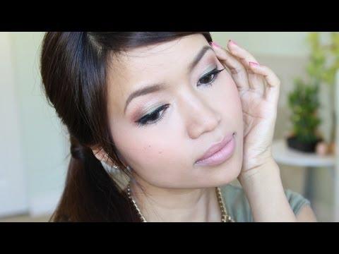 Autumn Eyeshadow Look | Makeup Tutorial