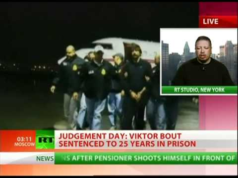 Was Viktor Bout's sentence just?
