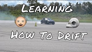 My Old Man Learns How To Drift!   Turbo Subaru BRZ