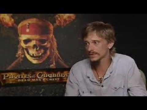 Pirates of the Caribbean: Dead Man's Chest Cast Interviews