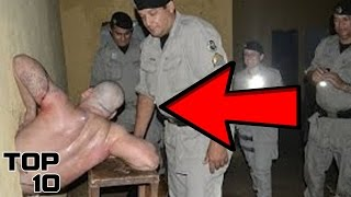 Top 10 Prison Escapes That Failed Horribly – Part 2