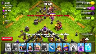 video Here's two battles I had today, using the new Hero Abilities + upgraded freeze spell. Offense seems pretty powerful! ---------------------------------- Read More -----------------------------------...