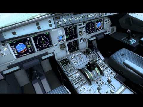 [FSX] SkyNews Aerosoft Airbus X Extended (Poradnik / Tutorial) ENG Subs