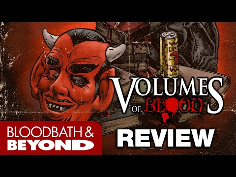 Volumes of Blood (2015) - Horror Movie Review