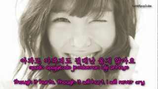 Watch Girls Generation By Myself tiffany video