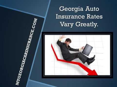Georgia Car Insurance Online Quotes. Save $100's On Georgia Auto Insurance.