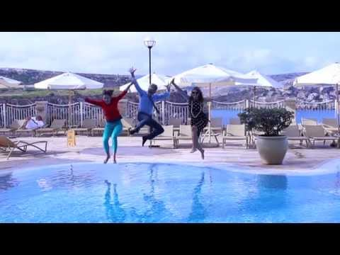 Happy Fridays at Azure Resort Malta (sneak peek scene from summer 2014 video)