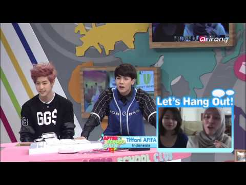 After School Club - Ep58C04 After Show with Eric Nam, Jackson and Mark (GOT7)