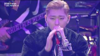 The best performance of ZICO at MMA 2016