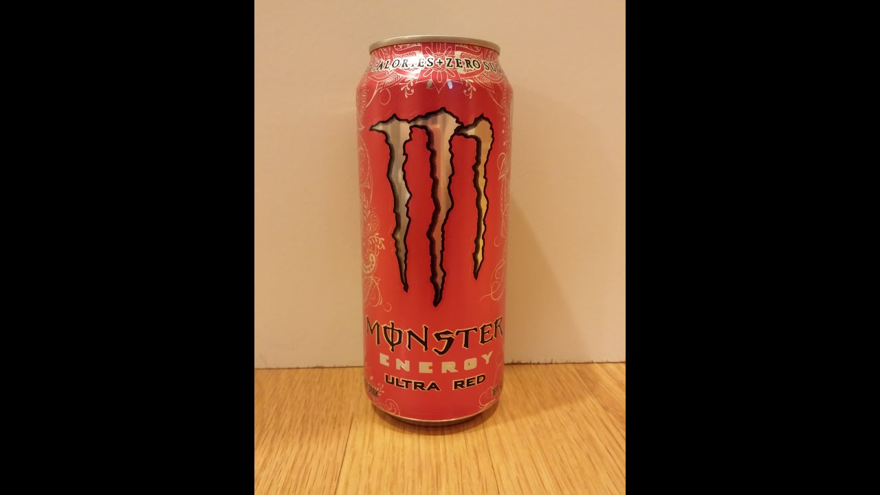 Can I Drink Monser Energy A