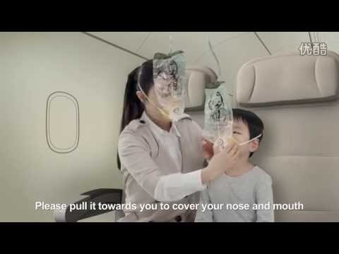 Hainan Airlines Launches Peking Opera-Themed Safety Video