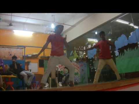 Barish - Yaariyan. Aj Dance academy #02