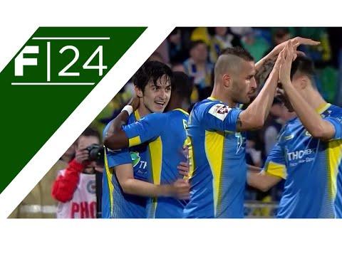 Highlights   Rostov 2-1 Lokomotiv Moscow