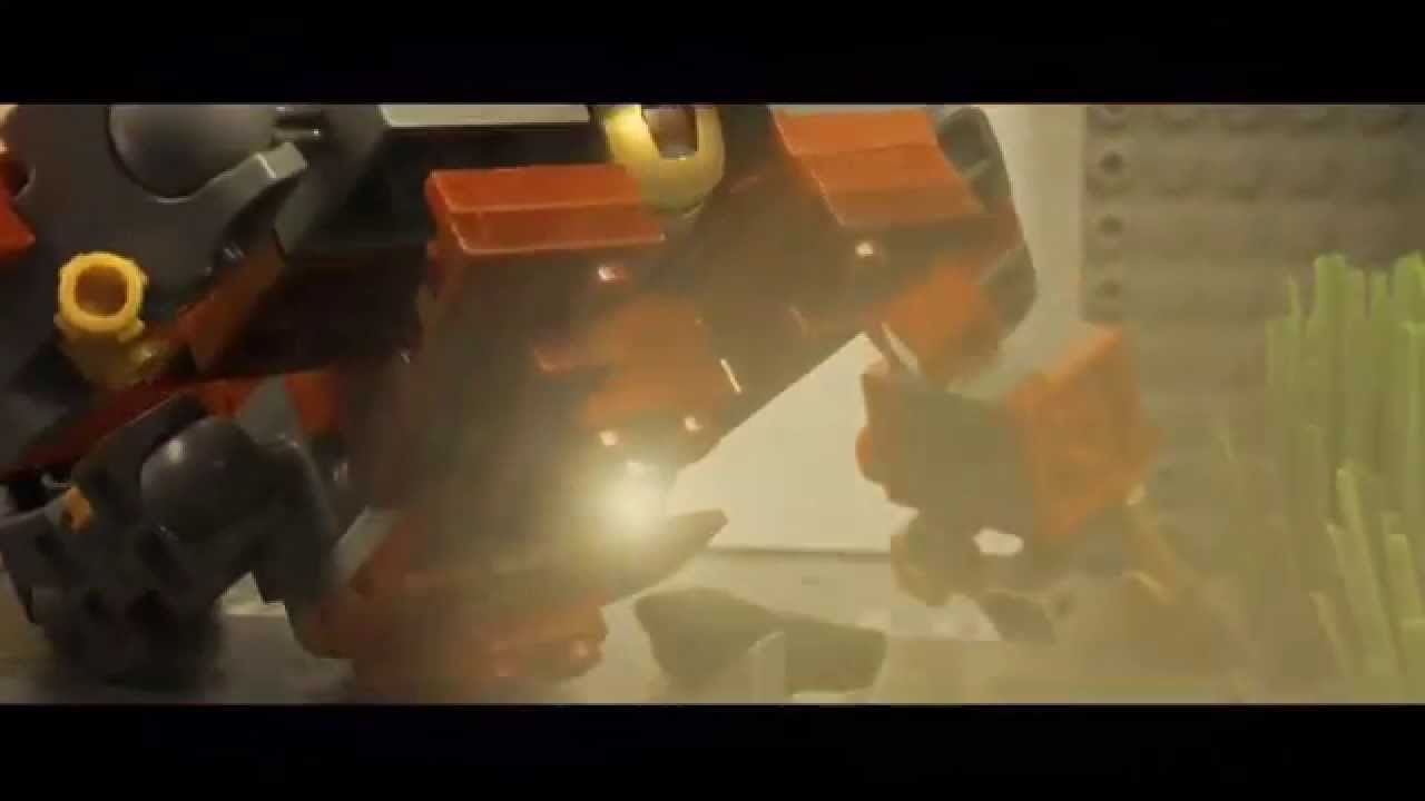 Avengers: Age of Ultron Trailer 2 in LEGO