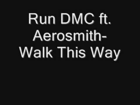 Run DMC- Walk This Way