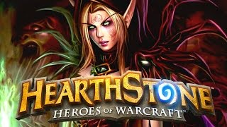 """Hearthstone: Ranked """"Free-To-Play"""" Rogue Matches! (New Hearthstone Account, Add Me!)"""