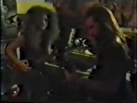 PanterA 1989 - Dimebag Darrell&Kerry King practice
