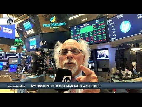 """NYSEinstein am 4.6.2018: """"Wirbel in Italien schickt US-Börse auf Talfahrt"""""""