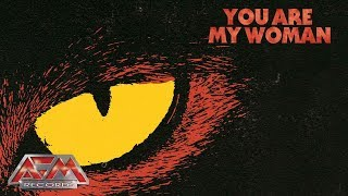 DANKO JONES   You Are My Woman 2017  official lyric video  AFM Records