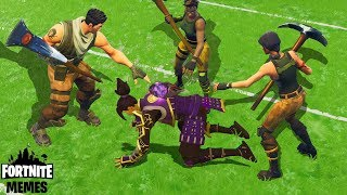 They Might Not Have a Skin But They Have Big Hearts (Fortnite Memes)