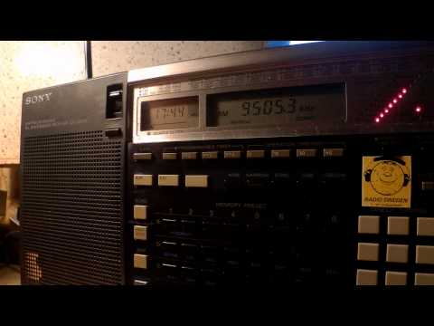 04 08 2015 Voice of Africa, Sudan Radio in English to CeAf 1743 on 9505 Al Aitahab