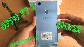 OPPO F7 UNBOXING!!!!