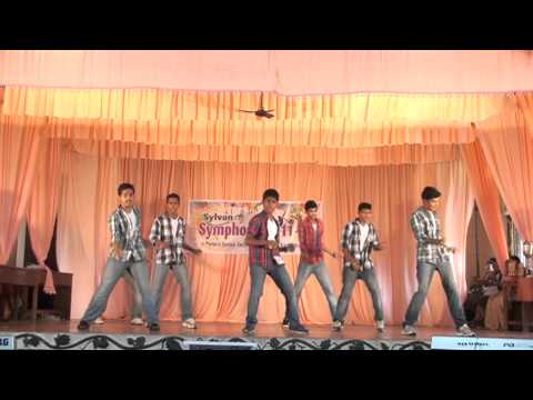 vada vada paiyya dance performance by st peterians...