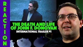 REACTION! The Death and Life of John F. Donovan International Trailer #1 - Natalie Portman 2019