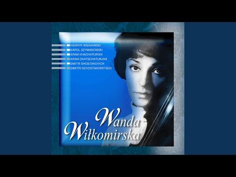 II Koncert Skrzypcowy D-Moll, Op.22, No. 2 - I Allegro Moderato