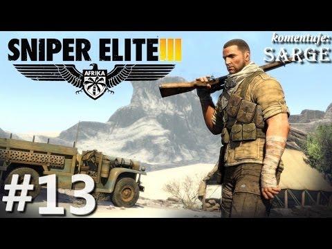 Zagrajmy w Sniper Elite 3: Afrika odc. 13 KONIEC GRY Fabryka Ratte