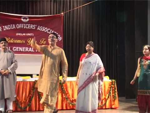 Mile Sur Mera Tumhara by Bank of India Staff at Officers Association...