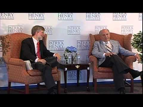 Dr. Marvin Olasky's interview with Charles Murray