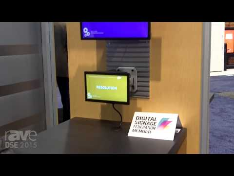 DSE 2015: Real Digital Media Features Neocast All-in-one 10″, 15.6″ and 21.5″ Display