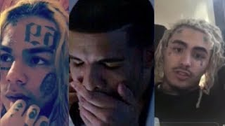 Rappers React to XXXTENTACION Death (ft. 6IX9INE, Lil Pump, J. Cole, Chris Brown & more)