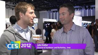 Sony 2012 Strategy - Interview