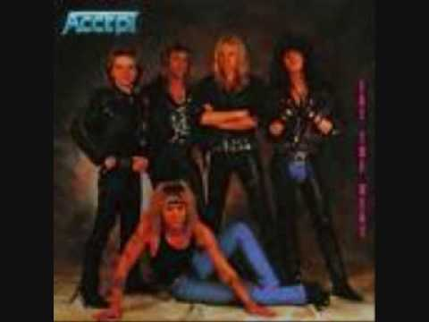 Accept - Break The Ice
