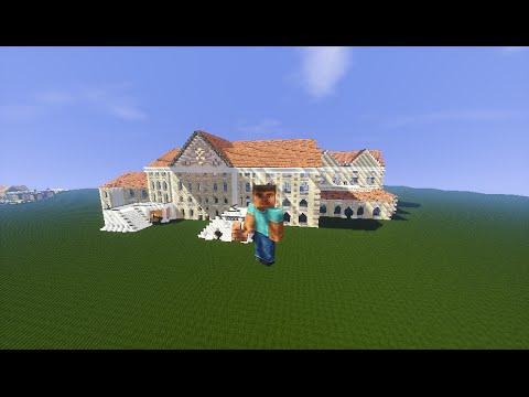 Строим красивый дом в Майнкрафт  Часть 8