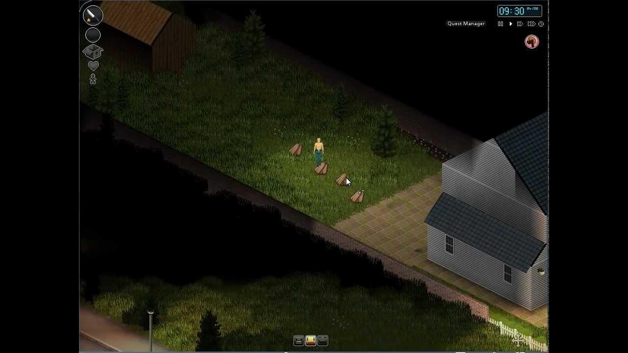 Project zomboid 0.2.0