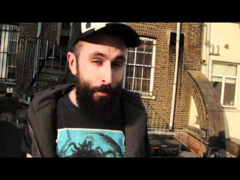 SBTV: Scroobius Pip – One Take | Acoustic, Indie, Rap